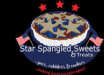 Star Spangled Sweets and Treats