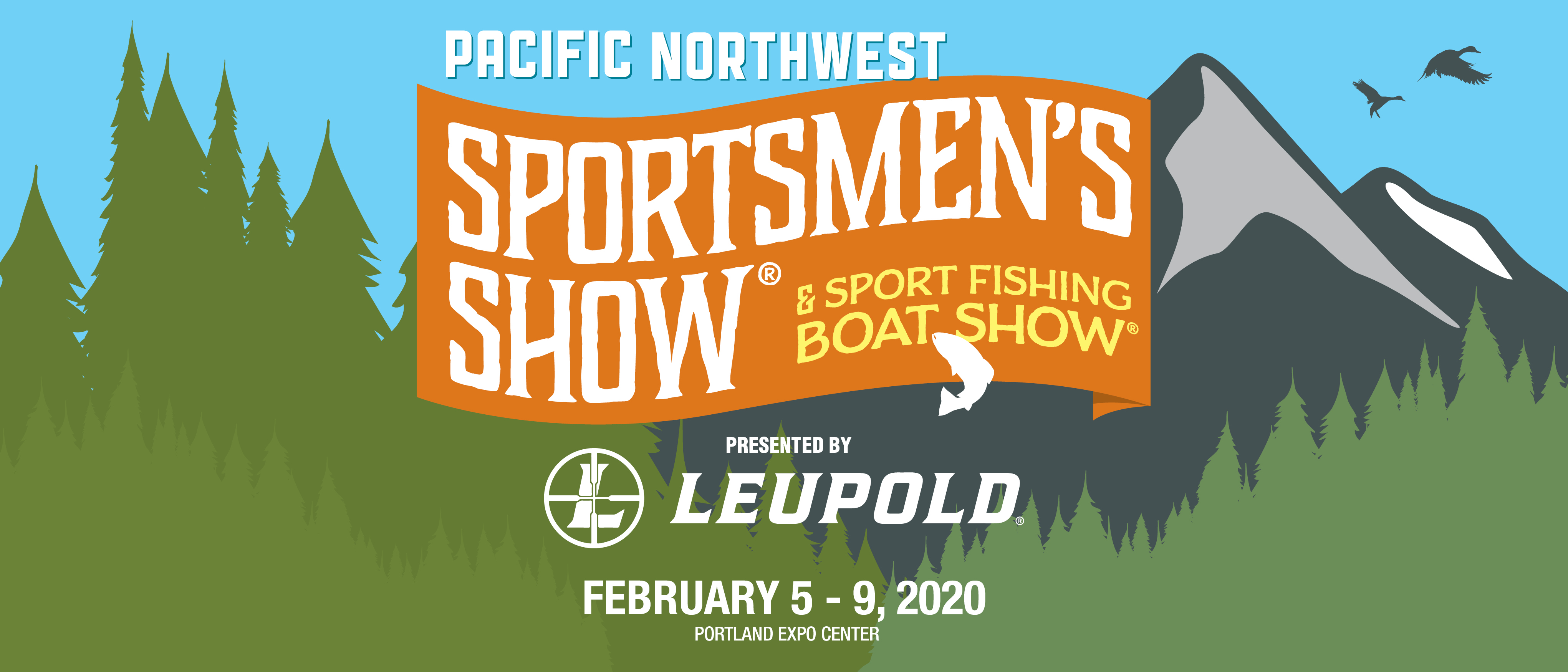 Sportsman Show 2020.Pacific Northwest Sportsmen S Show 2020 Got Your 6 Fishing